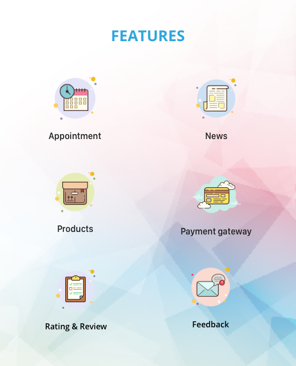 ZiniStore - Full React Native Service App for Woocommerce - 6