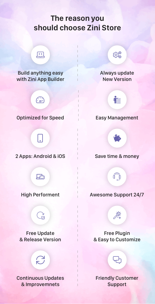 ZiniStore - Full React Native Service App for Woocommerce - 13